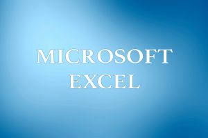 Microsoft Excel Courses in Maidstone